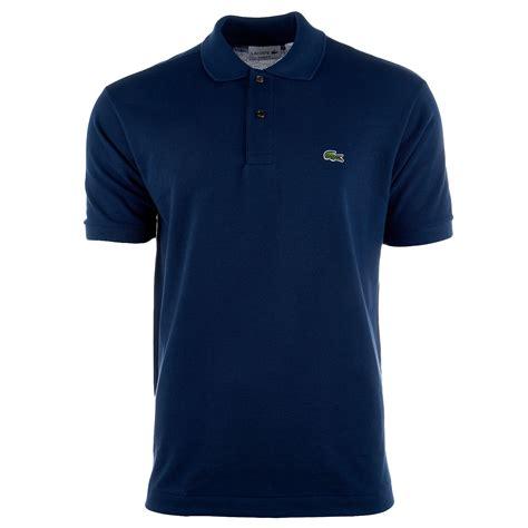 Polo Shirt Cressida 3 lacoste sleeve classic pique polo shirt mens ebay