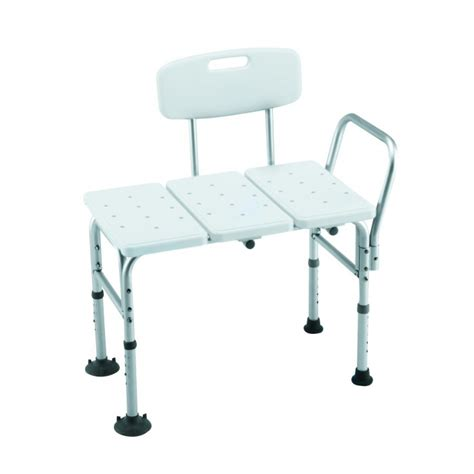 invacare shower bench bath transfer bench from probasics