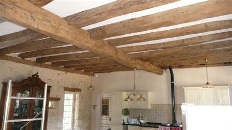Isolation Plafond Entre Poutres Apparentes by Faux Plafond Entre Poutres Apparentes Isolation Id 233 Es