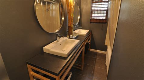 Apartment Bathroom Hacks Turn An Exposed Sink Into A Vanity With Lots Of Storage