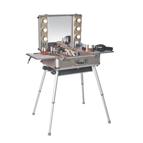 Mobile Vanity Station by Portable Make Up Chairs Stanmart Services