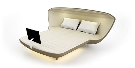 bed tech bed of the future sleeping tomorrow by designer axel