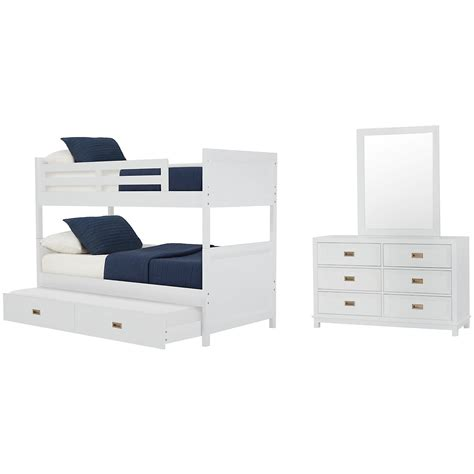 city furniture bunk beds city furniture white trundle bunk bed