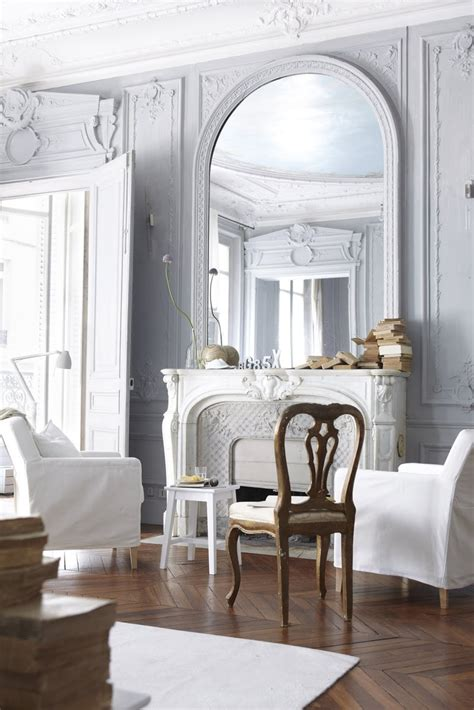 home decorating with mirrors quintessence parisienne 1442 best french interiors images on pinterest french