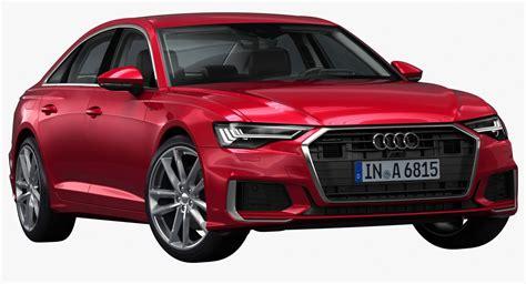 2019 Audi Models by 2019 Audi A6 3d Model Turbosquid 1279990