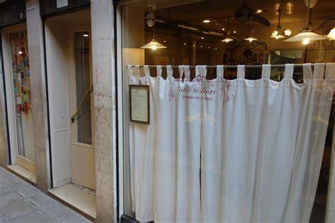 testiere venezia review of italian venice restaurant osteria alla testiere