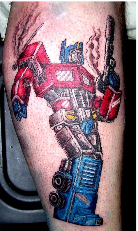 transformers tattoos tattoo collections