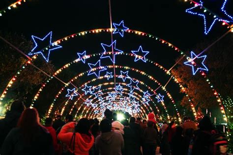 austin trail of lights tickets austin crowds welcome trail of lights return photos kut