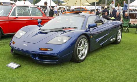 Mclaren F1 Xp4 by The Quail A Motorsports Gathering 187 Autonxt