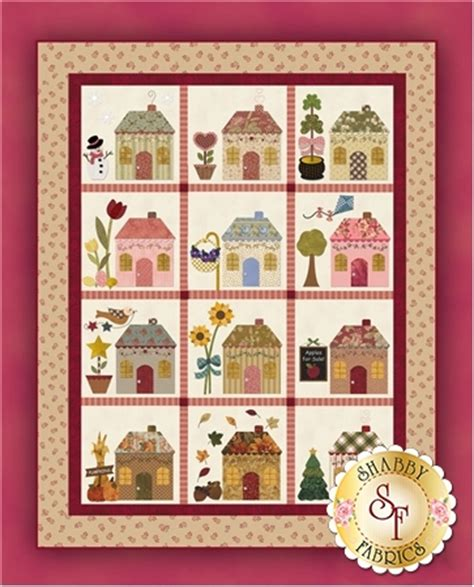 country cottages pattern