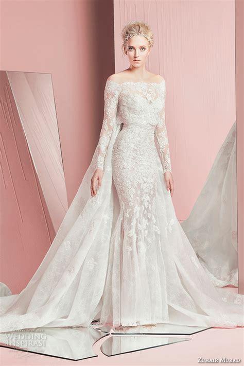 Zuhair Murad Bridal Spring 2016 Wedding Dresses   Wedding Inspirasi