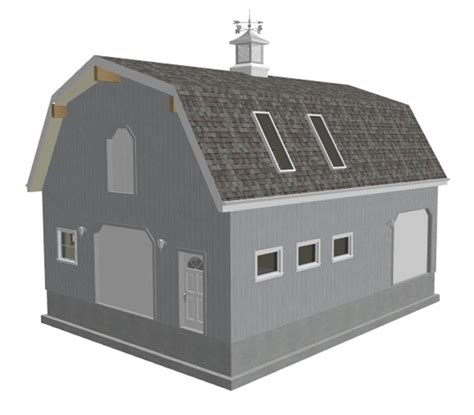 28 gambrel pole barn plans gambrel barn plans viewing gallery two story pole barn house g440 28 x 36 x 10 gambrel barn workshop plans blueprint