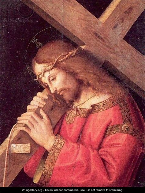 Bearing The Cross bearing the cross marco palmezzano wikigallery