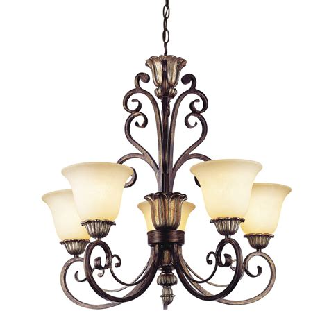 Shop Portfolio Chandelier At Lowes Com Lowes Chandeliers