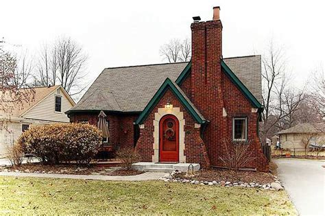 cottage homes indianapolis awesome tudor revival cottage pictures architecture