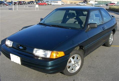 free service manuals online 1995 ford escort user handbook 1995 ford escort lx owners manual