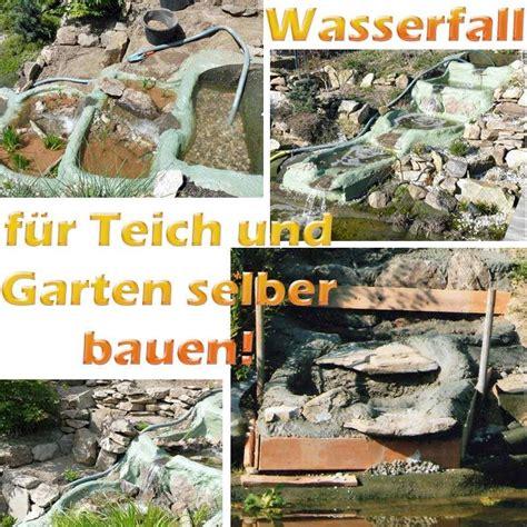 Wasserfall Garten Selber Bauen 1347 by Bachlauf Fr Gartenteich Selber Bauen Rockydurham