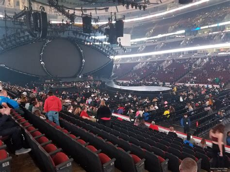 section 109 united center united center section 109 concert seating rateyourseats com