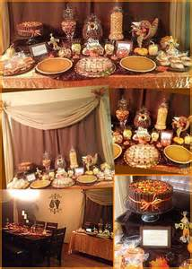 Fall Buffet Table Decorations Fall Decor Thanksgiving Table Buffet Bar