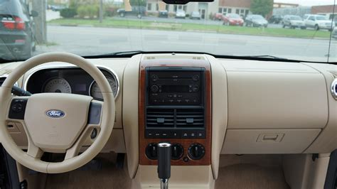 2006 ford explorer interior pictures cargurus