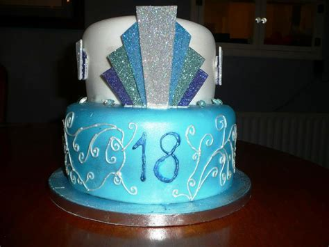Th Birthday Cake Decorating Ideas by Simple 18th Birthday Cake Designs Ideas Classic Style