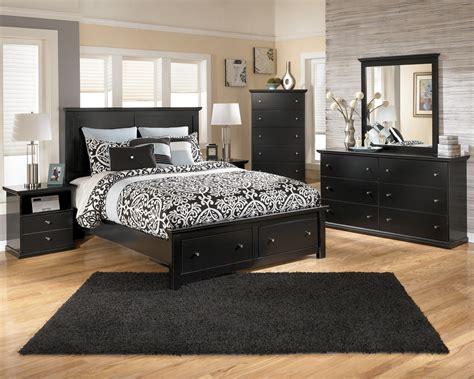 bedroom collection sets maribel panel storage bedroom set b138 54s 57 95 b100 13