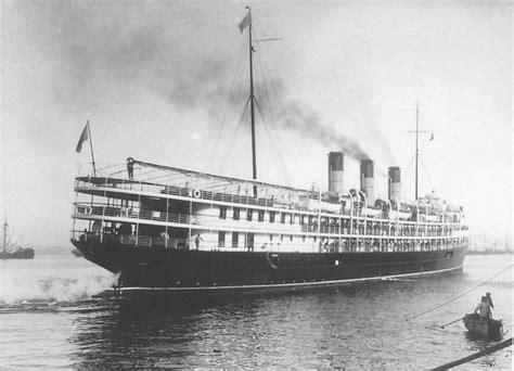 barco a vapor en colombia hyamnews