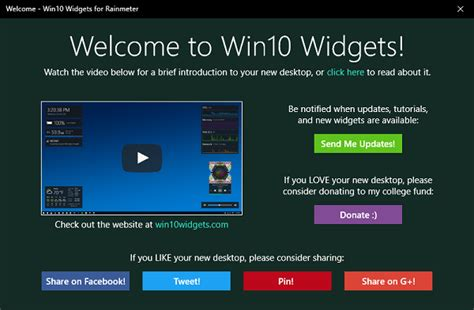 Widsets Bring Widgets To Your Phone by Win10 Widgets Brings The Power Of Widgets On Windows 10