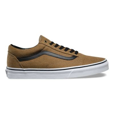 Vans Authentic Jute Walnut Black jute skool shop classic shoes at vans