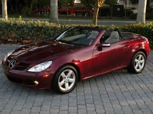 2007 Mercedes Slk280 2007 Mercedes Slk280 Convertible For Sale In Fort