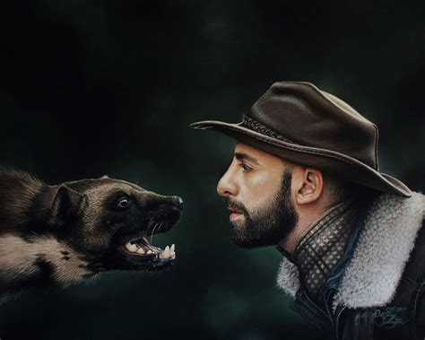 coyote peterson coyote peterson painting by straewefin on deviantart