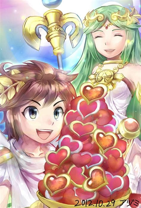 1000 Images About Kid Icarus On