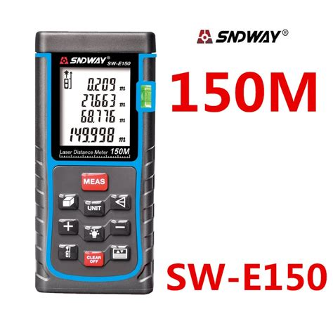 150 meters is how many 28 images 6 best images of sndway 150m 120m digital laser distance meter rangefinder