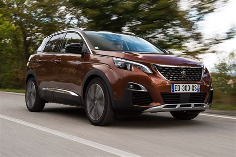 Peugeot 3008 Suv 2016 Review Pictures Auto Express
