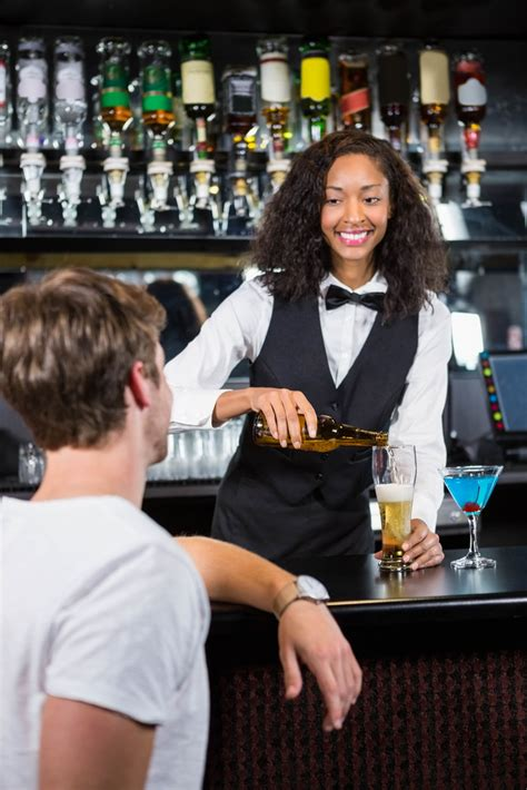 bartender uniforms cocktail server uniforms solutions for you
