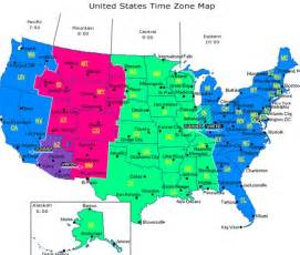 time zone map usa printable new calendar template site