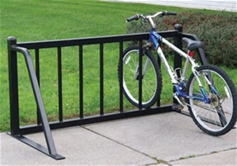 custom built bike racks   business whirl construction blog