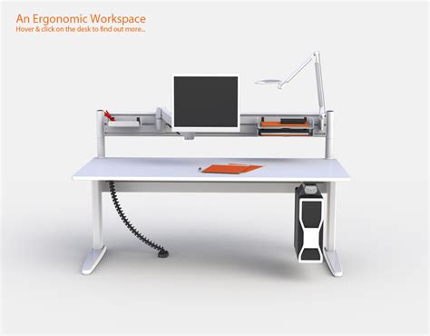 ergonomic desk innovative proper ergonomics in the workplace regarding