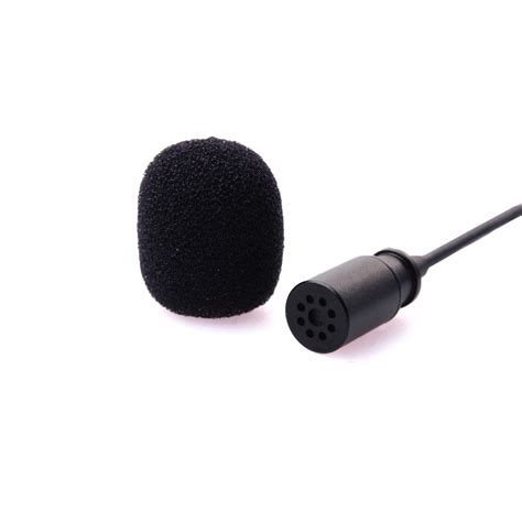 Clip On Microphone Boya By M1 New boya by m1 lavalier clip microphone for samsung s4 s5