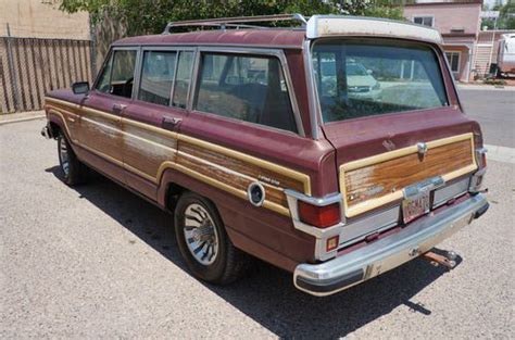 buy   jeep wagoneer rust  nm car