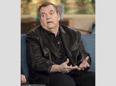 Meat Loaf's frail appearance on This Morning sparks fan ... Meat Loaf