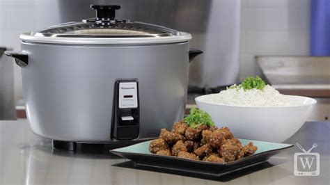 how to use a rice cooker youtube