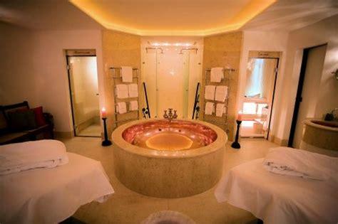 Zen Design Concept Cinq Mondes Spa At Le Beau Rivage Palace Lausanne