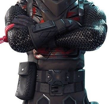 the black knight: fortnite skin poster wallpaper