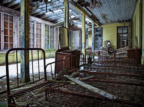 snowy asylum dorm norwich state hospital