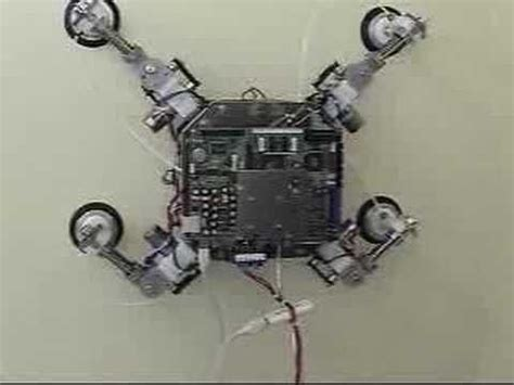robotic wall newlaunches com wall climbing robot youtube