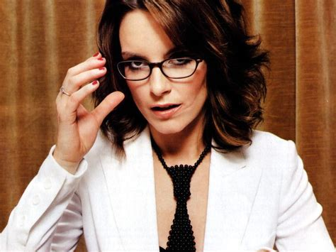 With Tina Fey by Tinafey Tina Fey Wallpaper 741991 Fanpop