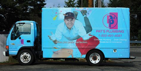 Truck Of The Month: Pat's Plumbing, Federal Way, Wash.
