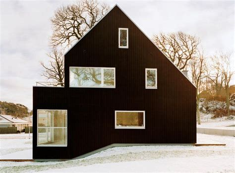 modern scandinavian house plans best 25 black house ideas on pinterest black house exterior black barn and black