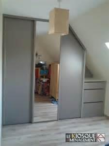indogate placard chambre sous pente